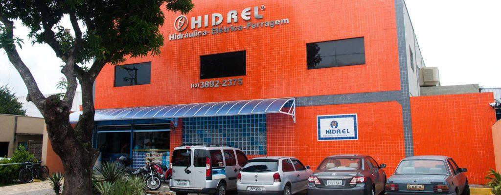 Hidrel em São Sebastião
