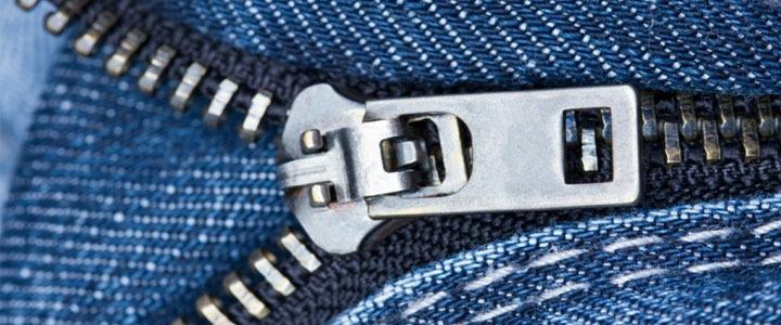 WD-40 destrava ziper